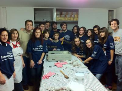 Madrid Emory Cares 11.20.10