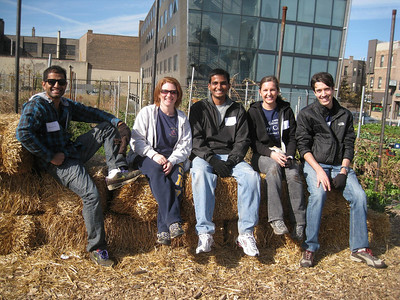 Emory Cares International Service Day