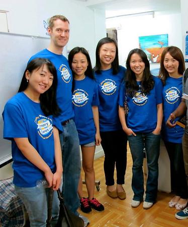 Emory Cares Hong Kong