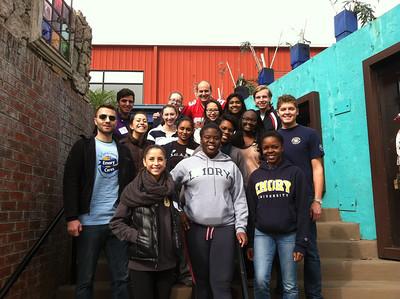 ECD Atlanta Young Alumni 11.9.2013