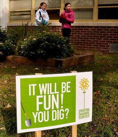 ECD: Atlanta Sagamore Hills Elementary Garden