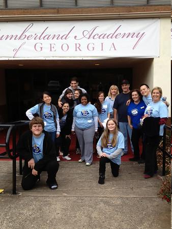 Emory Cares Atlanta: Cumberland Academy