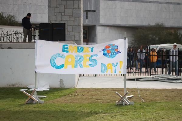 Emory Cares Day 2013 Kickoff
