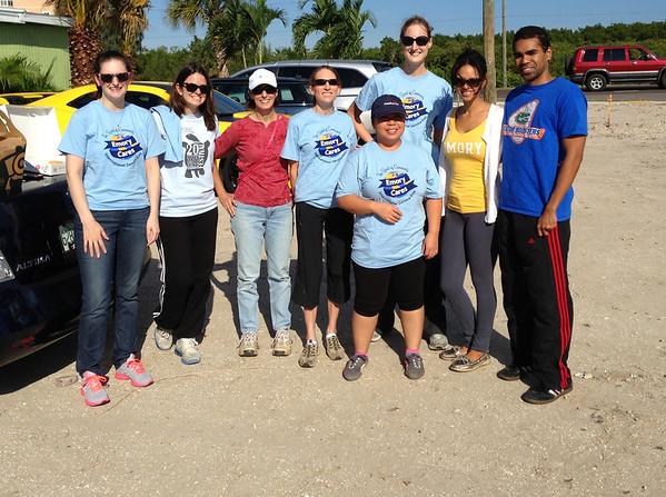 Emory Cares Day: Tampa Bay