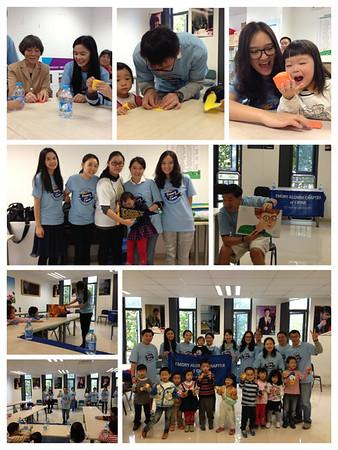 Emory Cares Shanghai 11.9.2013
