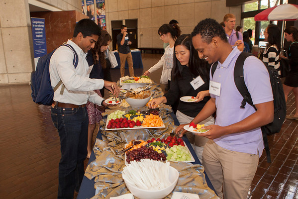 2014 SOM M1 Welcome Reception
