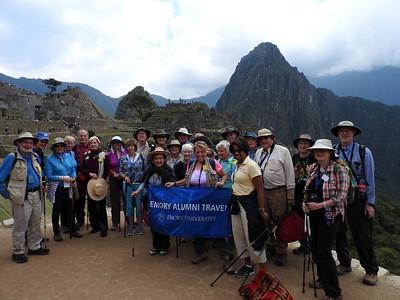 Peru, August 15 - 25, 2016