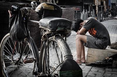 DREAMING BIG, JAKARTA, 2013.