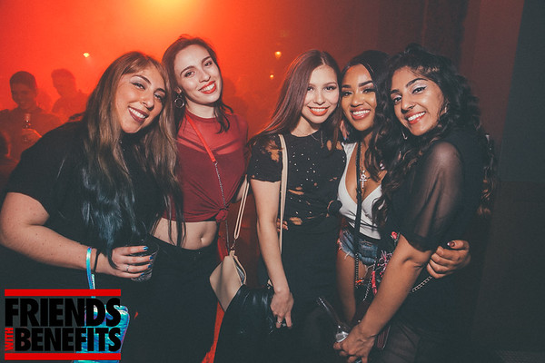 Friends With Benefits @ Empire Room 2/23/2018