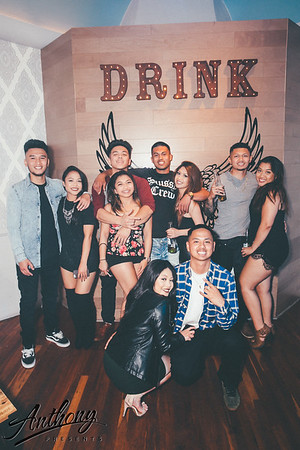 Friends With Benefits @ Empire Room 5/27/2017