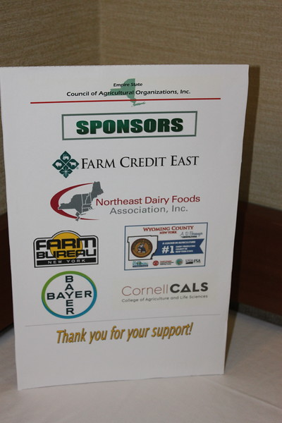 2019 CAO Annual Meeting, thank you to our meeting sponsors!