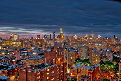 Big City light
