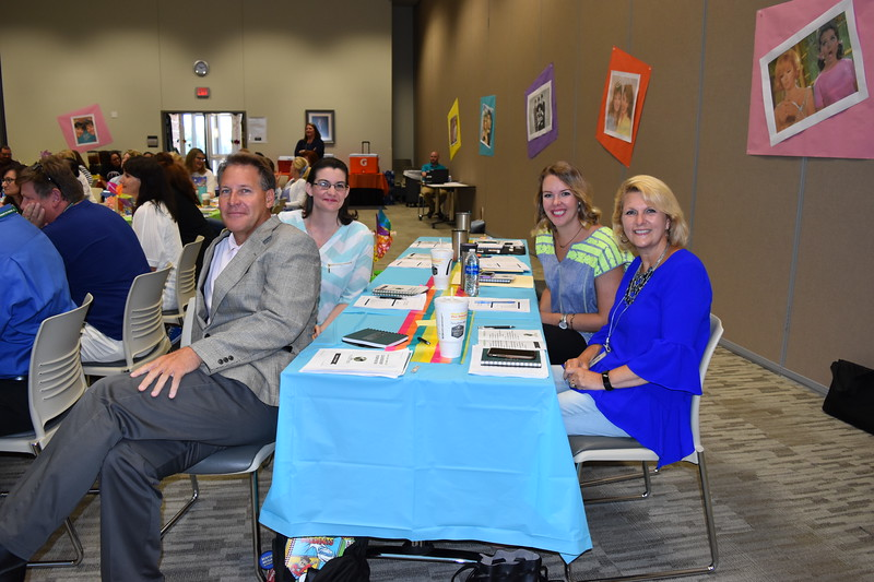 Group of elementary school administrators.