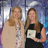 North Euless Elementary Teacher of the Year Kari Steward with principal Melissa Meadows