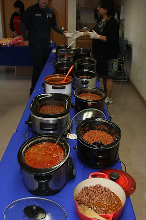 2016 Chili Cook-Off