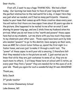 Kelly J Letter