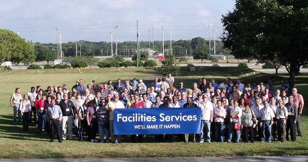 Facilities employees