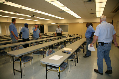 SPG Room Set up