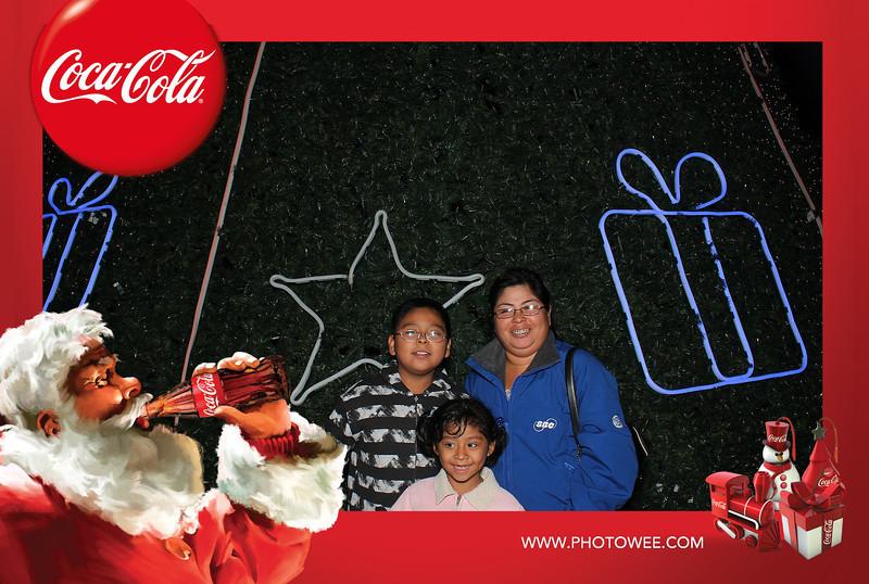 Navidad Coca Cola 2013
