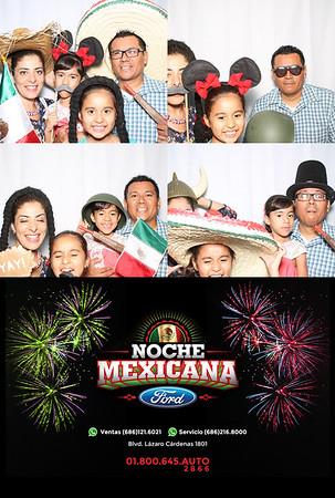 Noche Mexicana en Ford