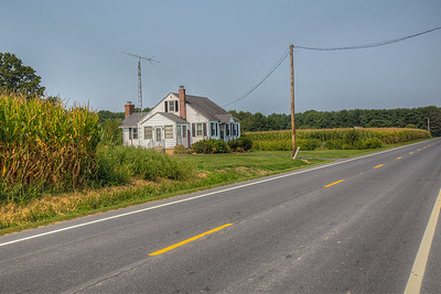 Route 9, Kent County, Delaware, USA