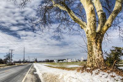 Route 9, Delaware, USA