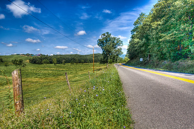 Bear Hill Road, Oldtown, Maryland, USA