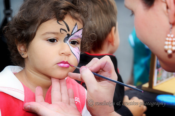 """Face Painting by <a href=""""http://www.becnmonfacepainting.com/"""">Bec'n'Mon</a>"""