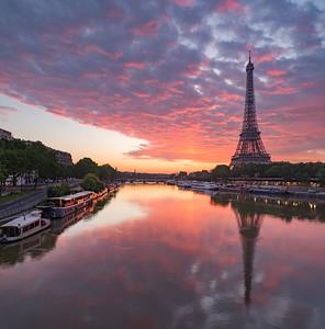 Paris coloré