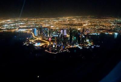 Airborn & Climbing III (Qatar Space Travel)
