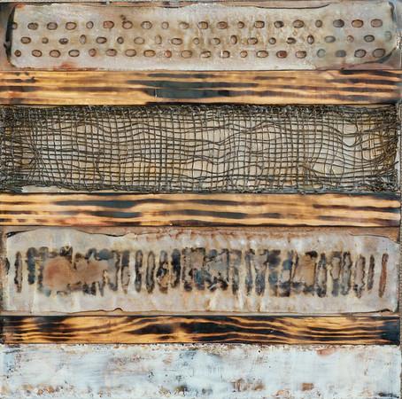 Textural Journey II, 16x16