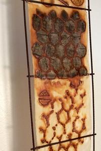 Hive Hieroglyphs, detail 2