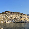 Tent and Wall - Camp 2 - August 2015 - Enchantments Hike