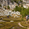 Bart, Cody, and Jake - Enchantments Hike 2015 - August