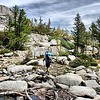 Jake and Bart - August 2015 - Enchantments Hike