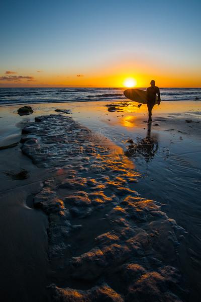Swamis Surfer