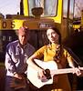 Esame and Jose Singing, Rios Lumberyard, Santa Fe, NM