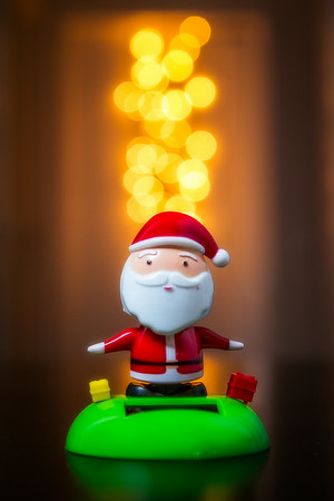 Santa Claus is almost there... :-) Oh Oh Oh!