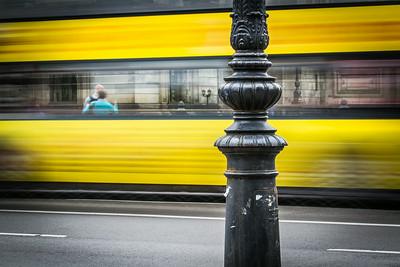 Berlin ghost bus :-)