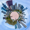 Little Planet Millenium Park, Chicago, USA