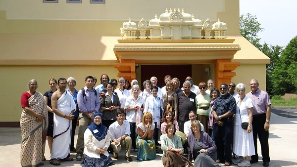 Interfaith Visit to the Connecticut Valley Hindu Temple (Middletown, CT)