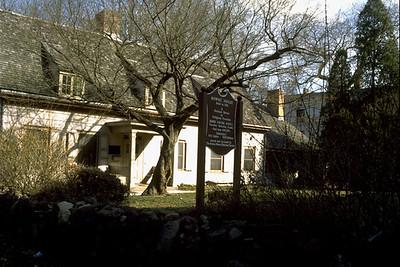 The Bowne House, Designated as a National Shrine to Religious Freedom (Flushing, NY)