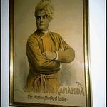 Portrait of Swami Vivekananda
