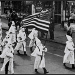 Ku Klux Klan Marching in Fourth of July Parade (Long Branch, NJ)