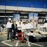 Muslims and Methodists Celebrate Construction Progress (Fremont, CA)