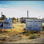 Signs Announcing Cooperative Building Project (Fremont, CA)