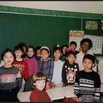 A Multicultural Classroom (Portland, ME)