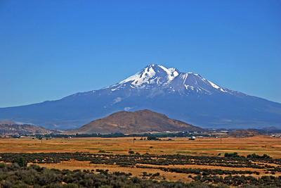 Sacred Land Surrounding Mt. Shasta (California)