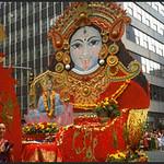 India Day Parade Float (New York)