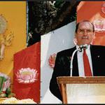 Mayor Paul Brockwater Speaking at Chua Lien Hoa Dedication (Garden Grove, CA)